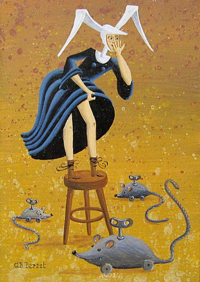 Artodyssey: Carole Perret