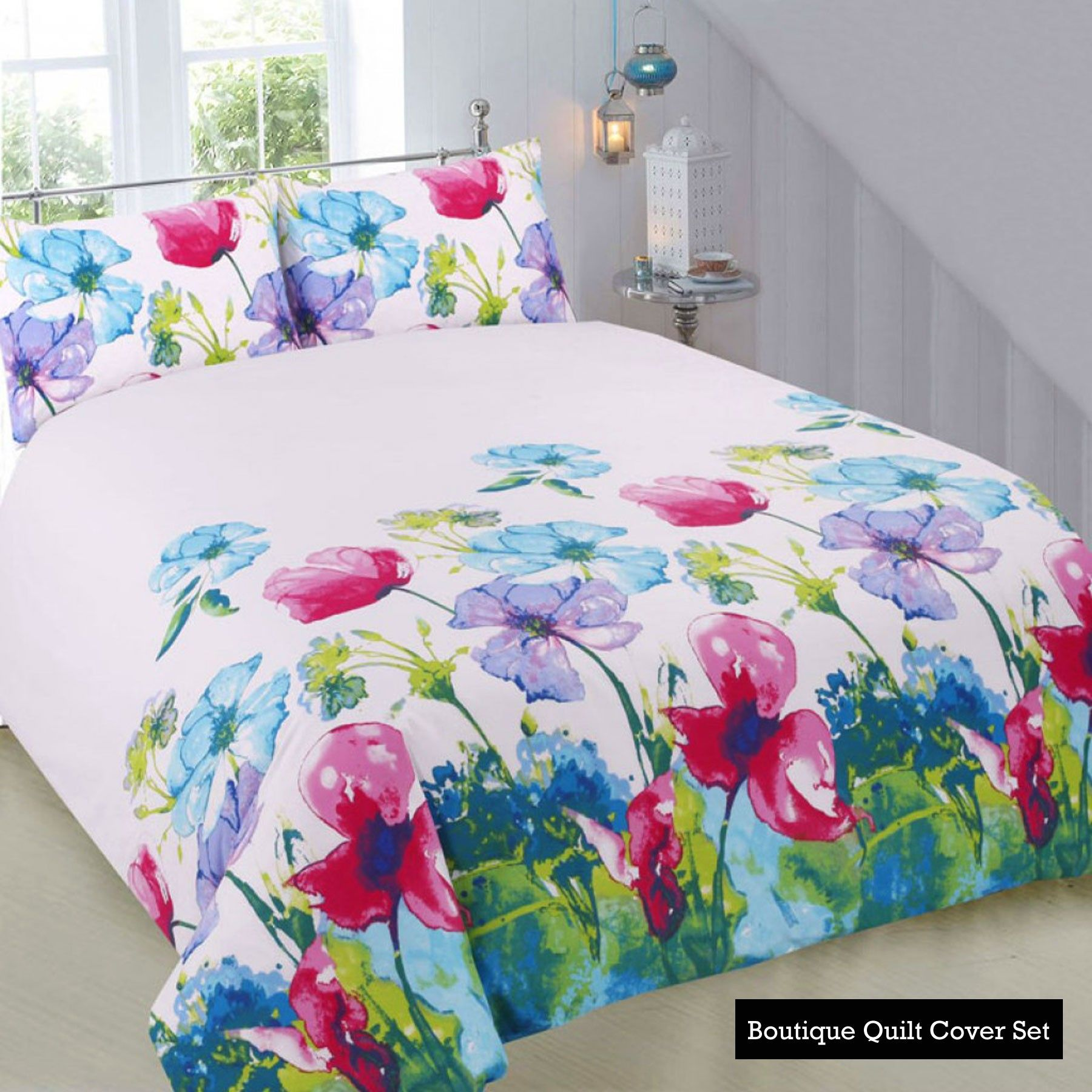 Boutique Quilt Cover Set by Apartmento
