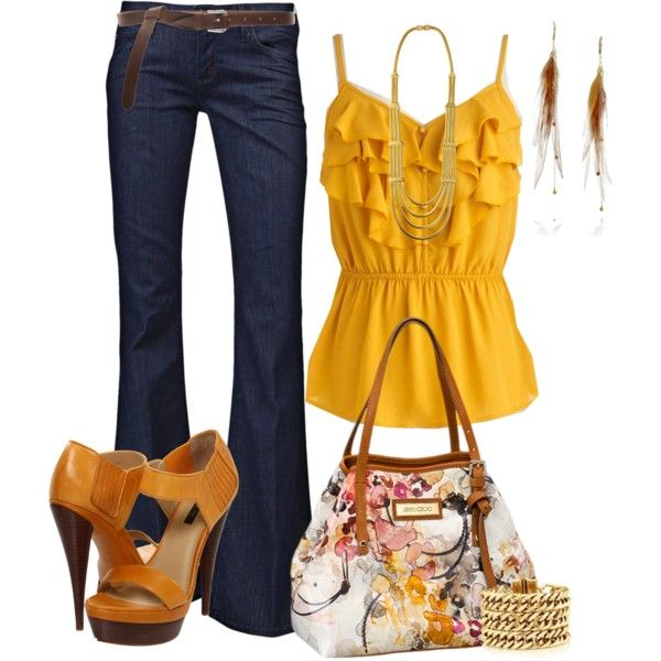 """""""Untitled #419"""" by johnna-cameron on Polyvore"""
