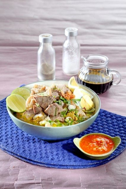 Resep Soto Sulung : resep, sulung, SULUNG, Sajian, Sedap, Recipes,, Food,, Malay