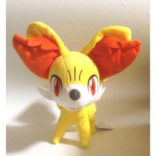 Pokemon 2013 Banpresto UFO Game Catcher Prize Fennekin DX Plush