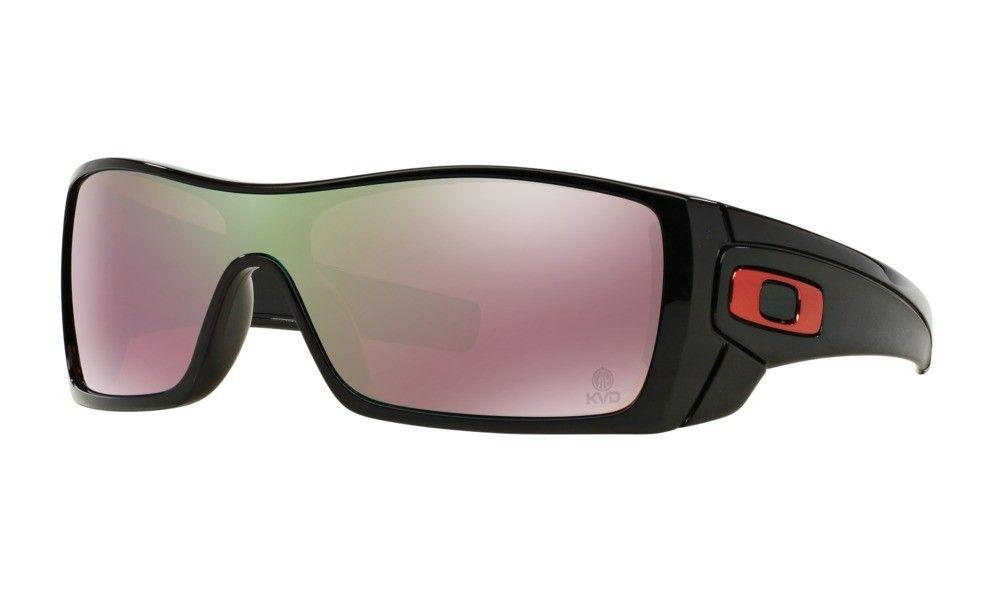 85735ebbab Oakley Sunglasses Batwolf Prizm Shallow Water Polarized Kvd Mens Polished  Black Frame NO. OO9101-