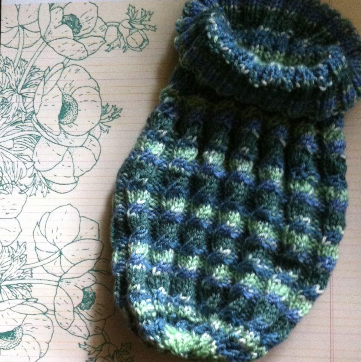 Free Crochet Pattern For Preemie Cocoon : Knitted Preemie Cocoon patterns Pinterest