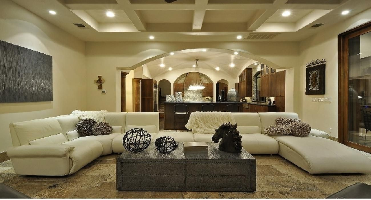 Well Designed Living Rooms