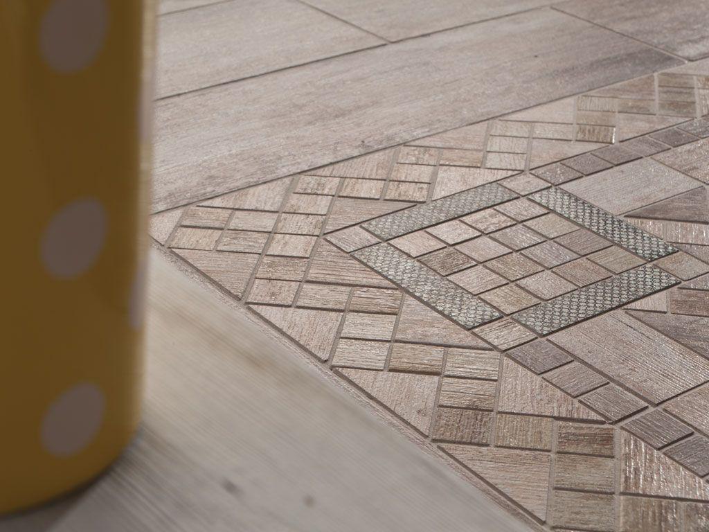 Esempio di pavimento in gres porcellanato della collezione ...