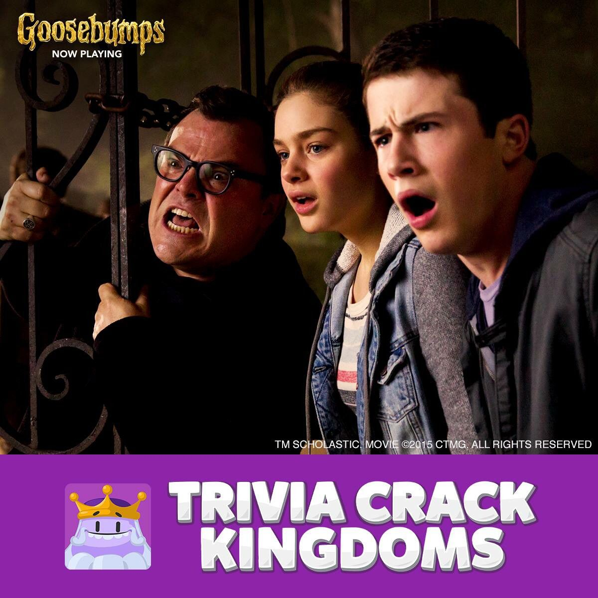 Goosebumps Trivia Crack Kingdoms