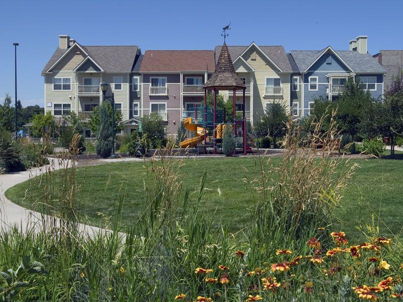 Higlands Garden Village: Trocadero Apartments (Denver, CO ...