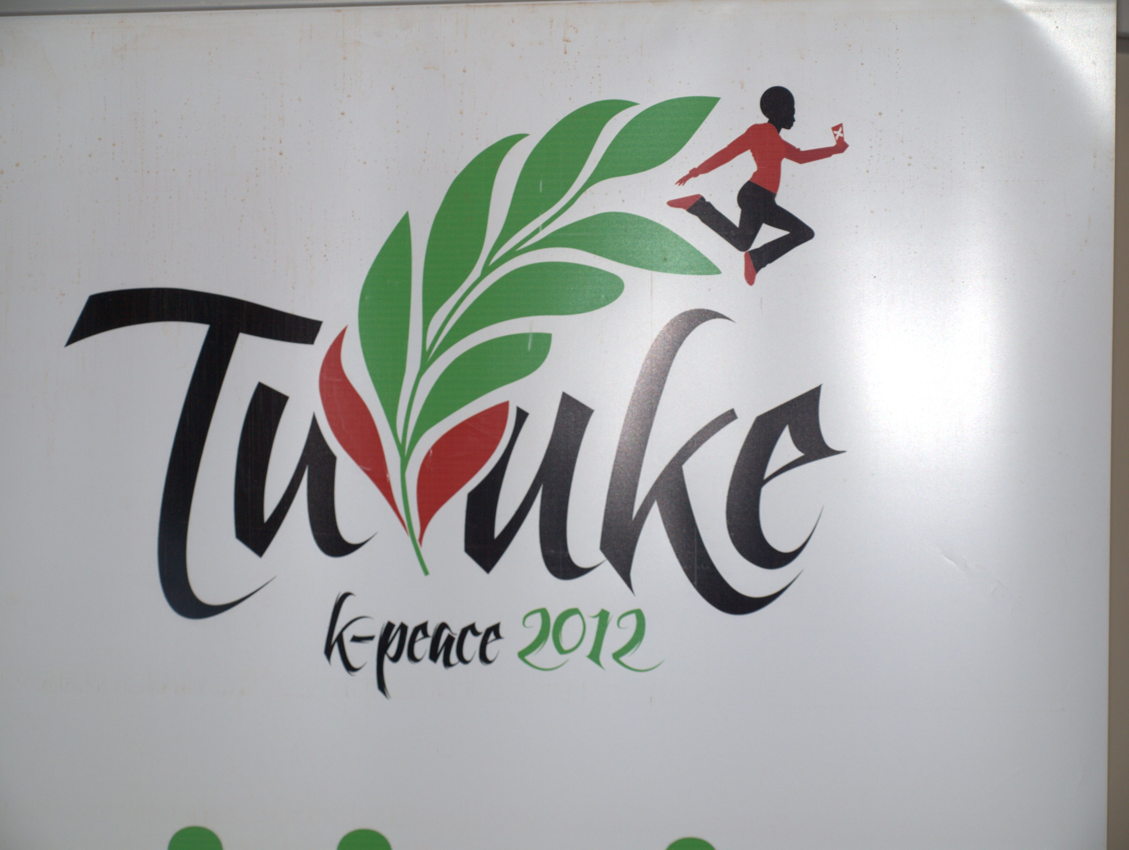 At Hatua Dinner 2012 where Tuvuke initiative was given was given a preview.