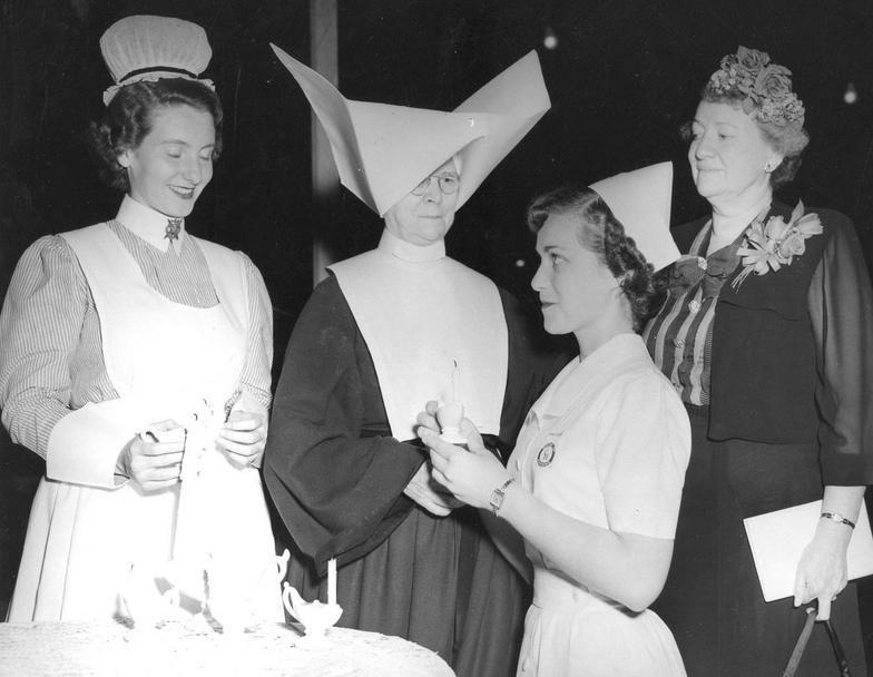 Charity hospital school of nursing new orleans