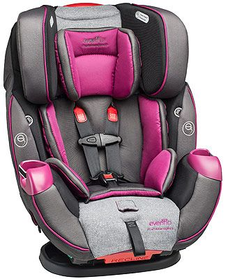 Evenflo Symphony Dlx Platinum, Babies R Us Convertible Car Seats