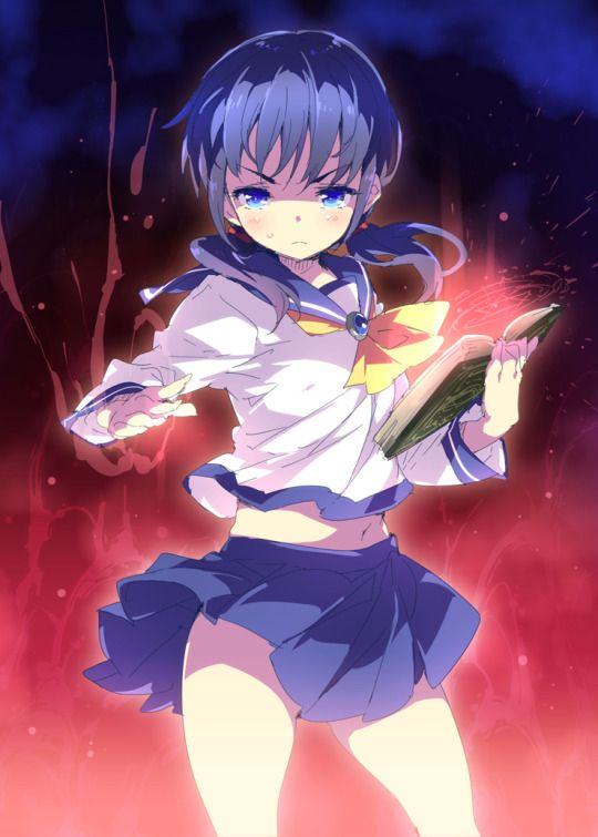 Pin By Kenzie W On Anime Corpse Party Corpse Anime