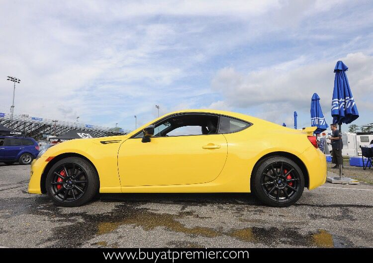 Introducing The New 2017 Brz Series Yellow Wbm16 Seriesyellow Learn More Www Atpremier