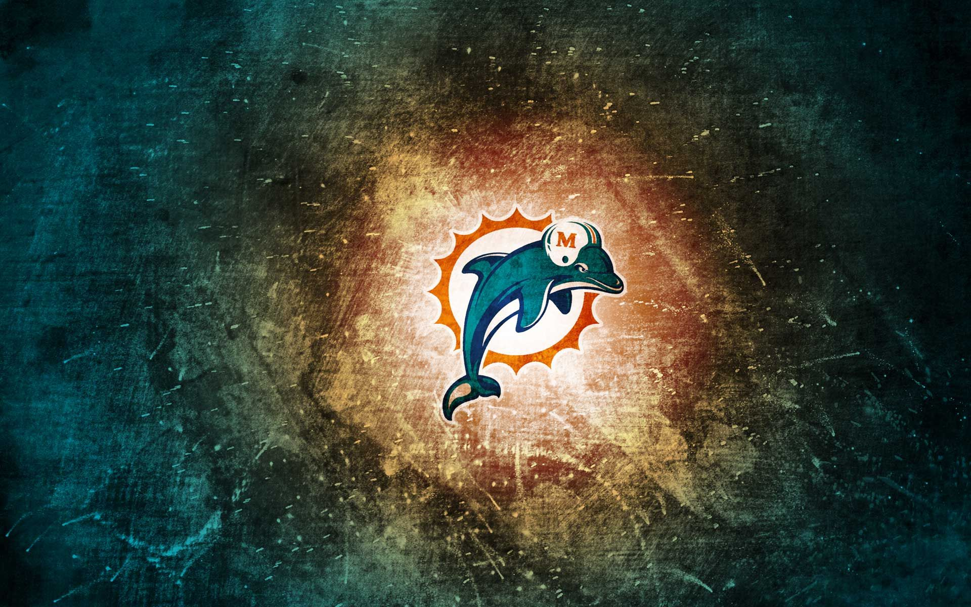 New dolphins Logo HD Wallpaper 1080p Miami dolphins