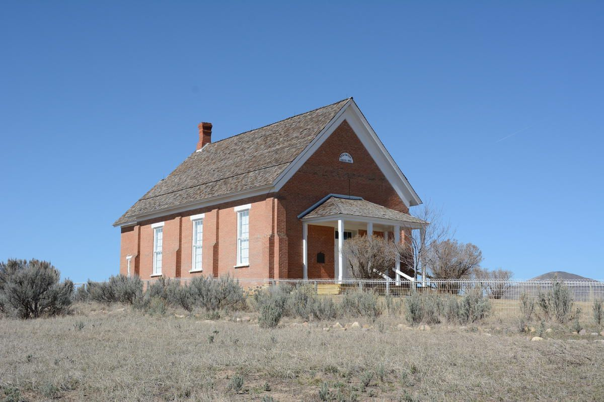 Picturing History Chesterfield Caribou County Idaho
