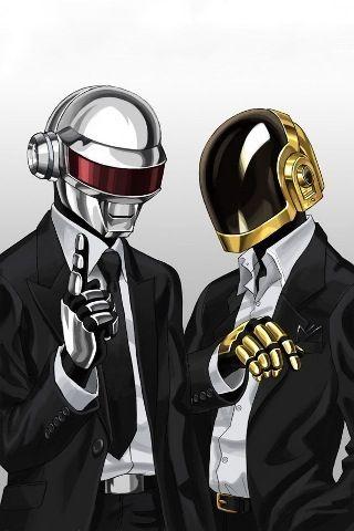 Meet Daft Punkdaft PunkThomas Bangalter Guy Manuel De Homem Christo