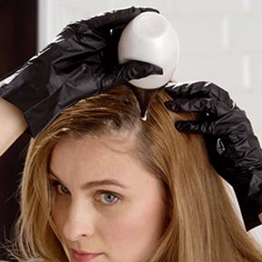 How To Apply Olia Olia Hair Color How To Dye Hair At Home Garnier Hair Dye