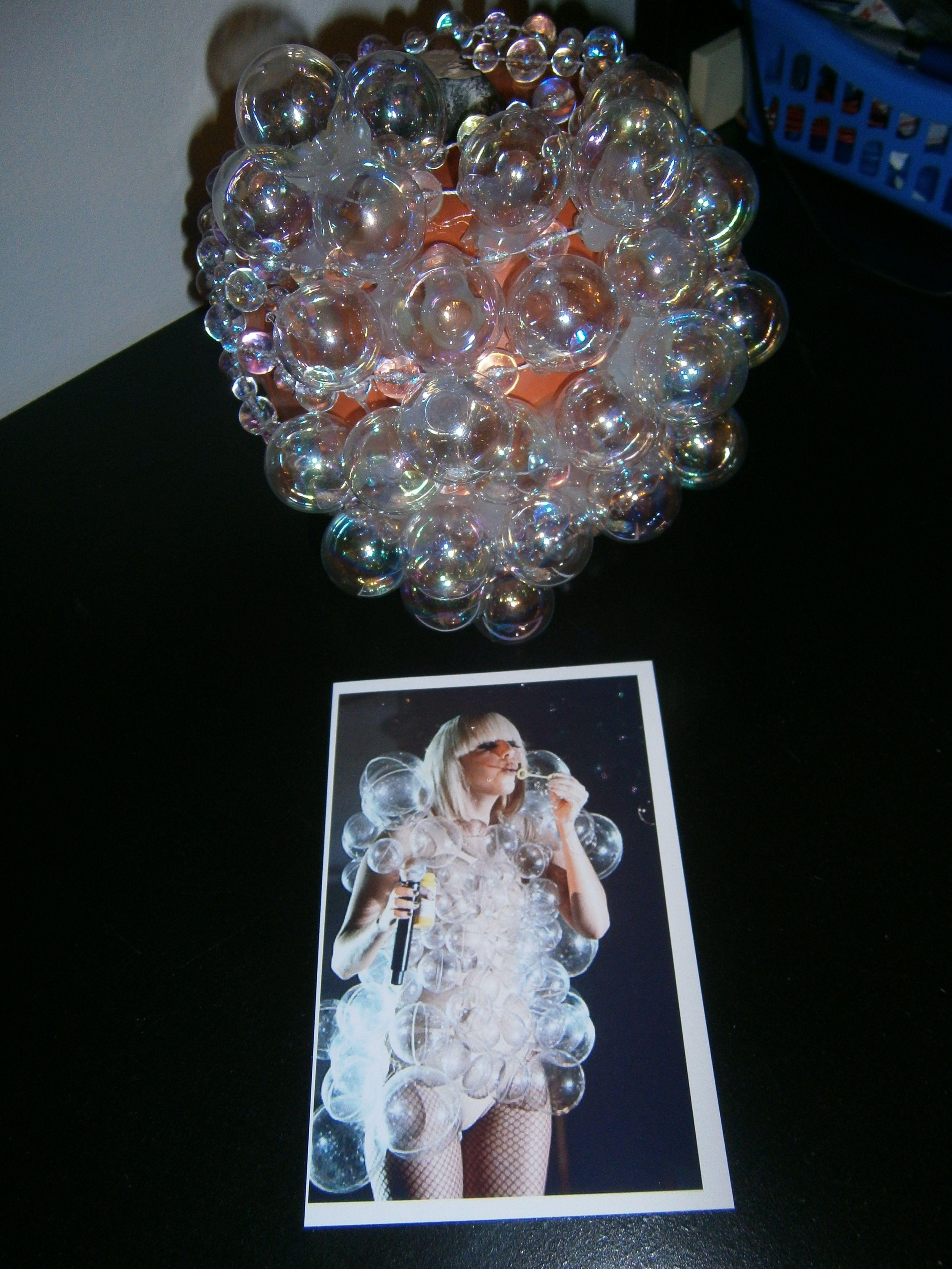 Clear Bubble Dress