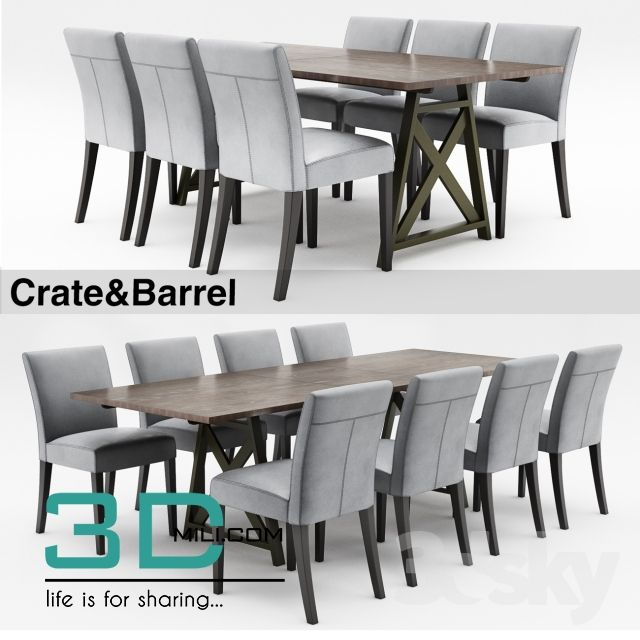 Table + Chair 148 3D Models Free Download Download Here: Http: