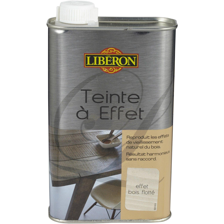 Patine Effet Bois Flotté teinte à effet liberon, 0.5 l, effet bois flotté en 2020