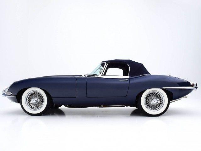 1963 Jaguar E-Type Roadster   Hyman Ltd. Classic Cars