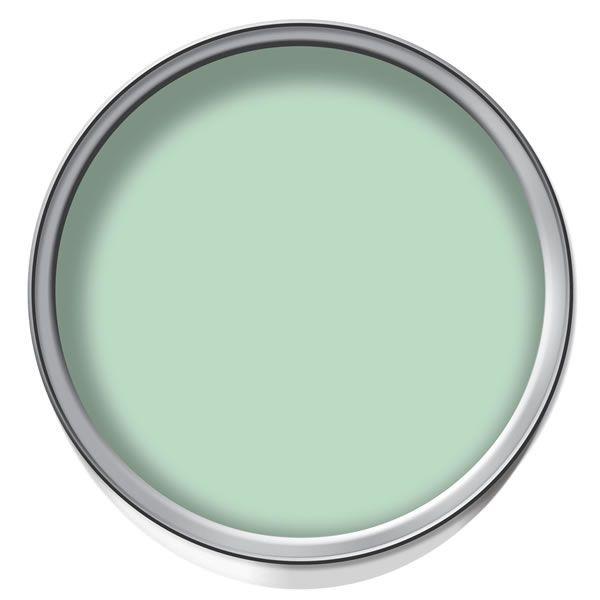 Mint Green Paint wall colour - mint crisp @armadillo @inadesignerhome idh