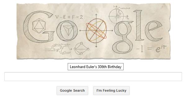 Pin di Leonhard Euler