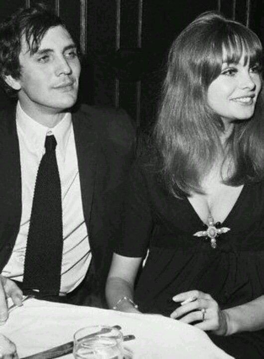 Jean Terence Quintessential Swinging London Couple