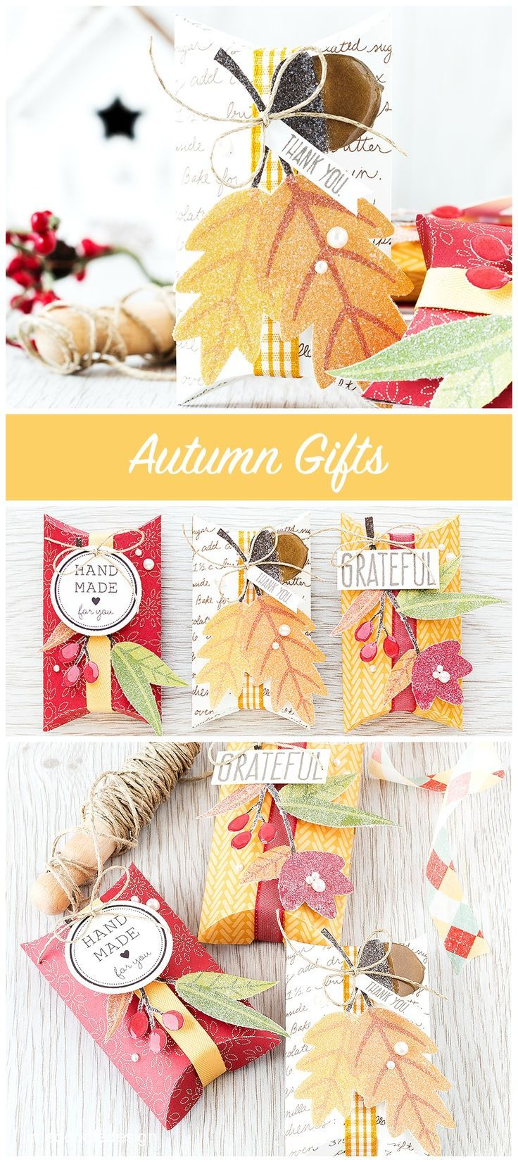 Packaging for Autumn Gifts. Find out more by clicking on the following link…