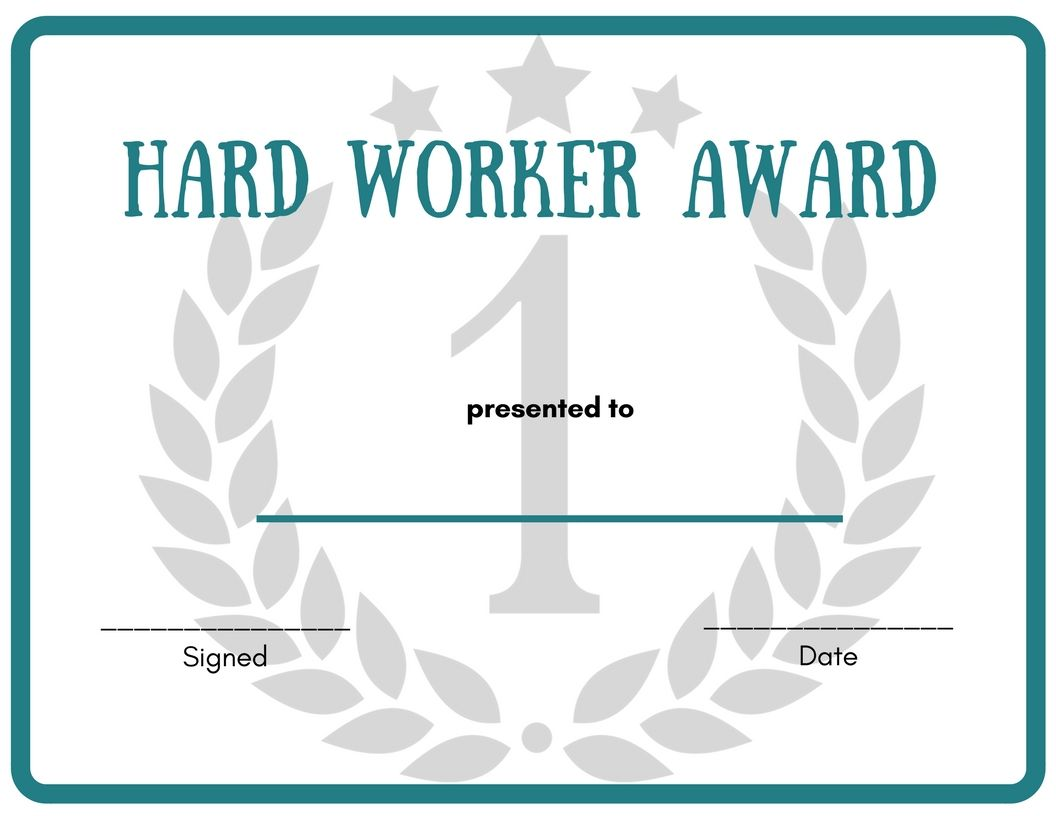 free printable awards and certificates homeschooling printables