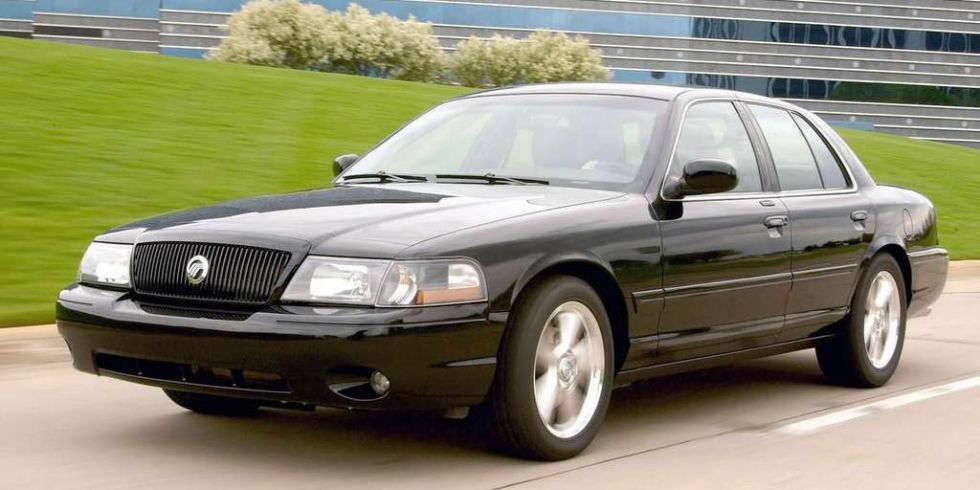 The 25 Greatest Car Names of All Time | Mercury marauder and Cars