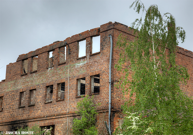 Güterbahnhof Schwerin