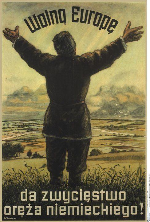 Plakaty Propagandowe Z Czasów Ii Wojny światowej Plakaty