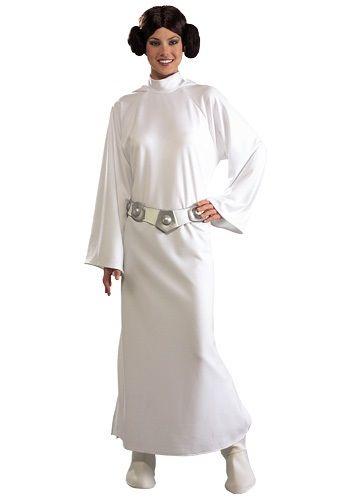 Princess Leia Costume Adult Star Wars Halloween Leia Dress Costume Cosplay New
