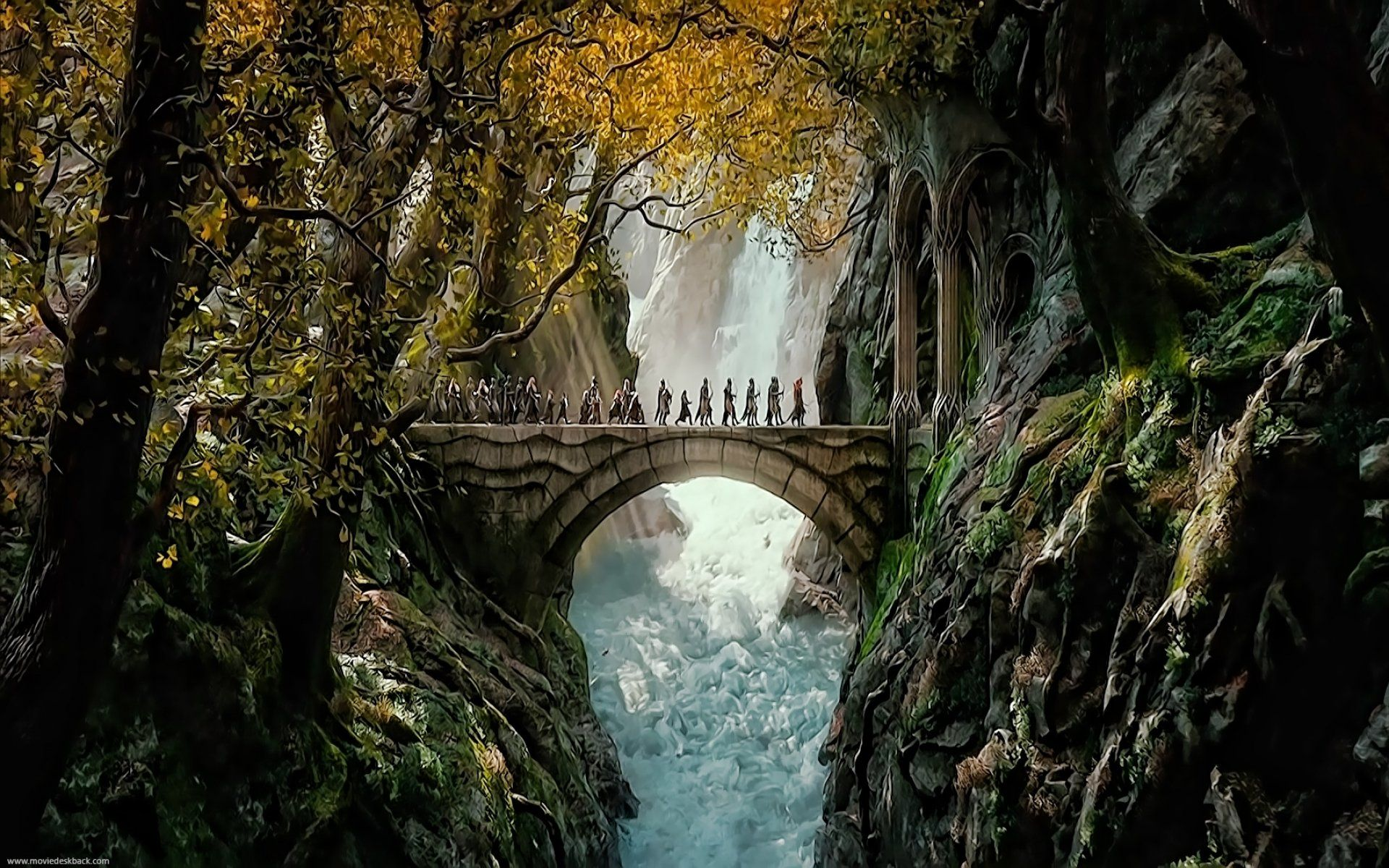Free Lord Of The Rings Wallpaper Images The Hobbit Desolation