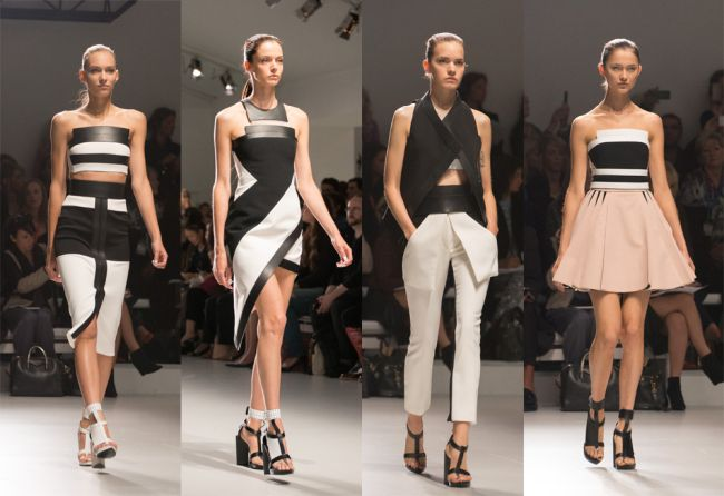 London Fashion Week'14: Overview – style and trends – Part ...