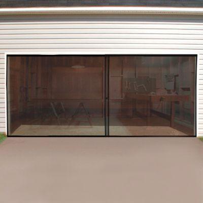Double Garage Screen Door Bedbathandbeyond Com Garage Screen