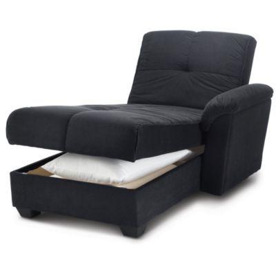 Zac Storage Chaise Lounge