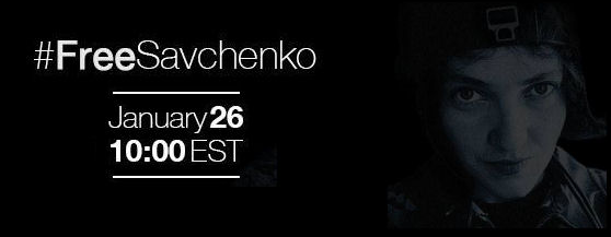 More information about #FreeSavchenko twitter storm today -  @euromaidanpress   http://euromaidanpress.com/2015/01/26/freesavchenko-26-january-2015-twitter-storm-clickable-tweets-here/ …