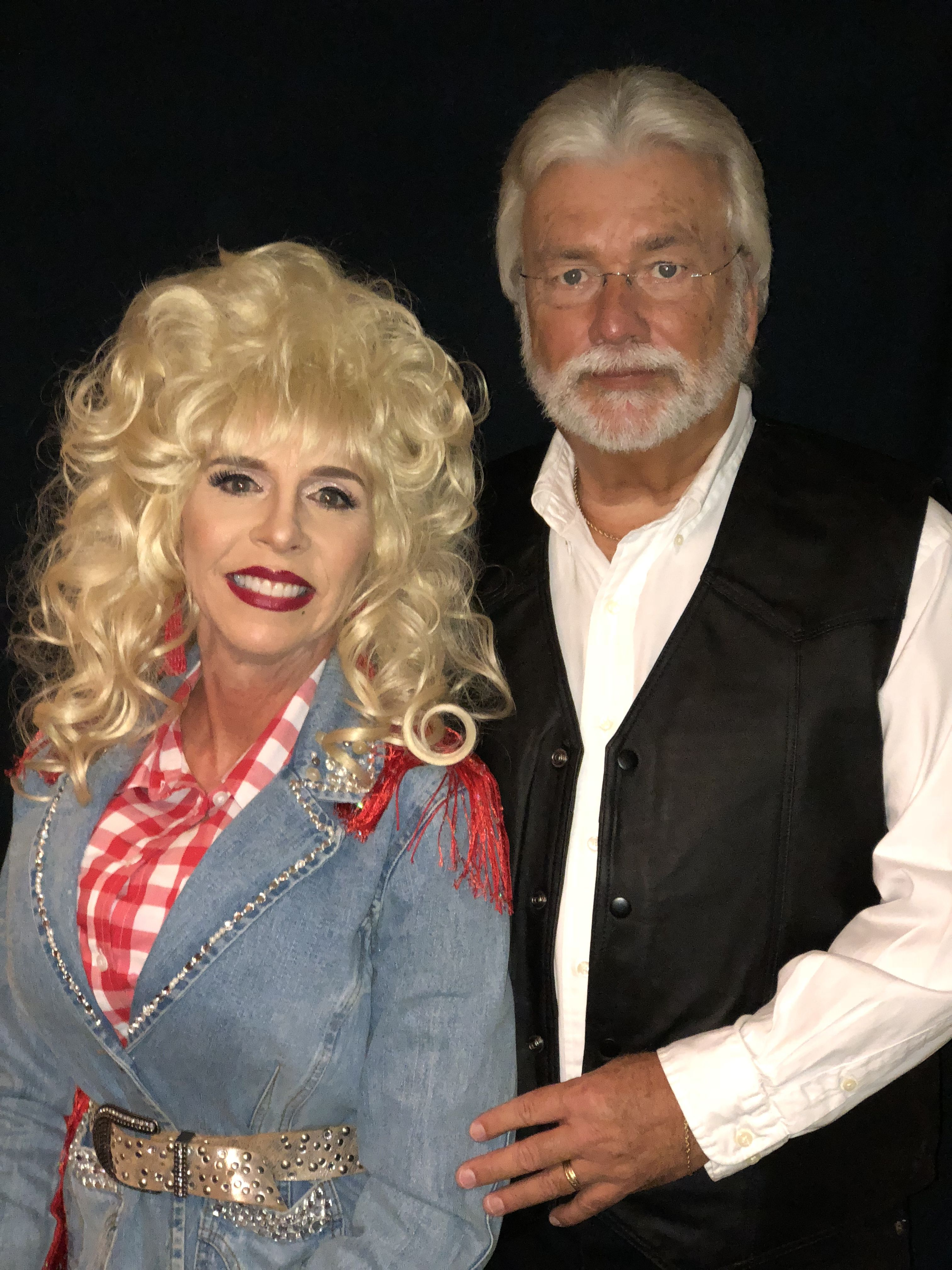 Dolly And Kenny Couple Halloween Costumes Couple Halloween Halloween Costumes