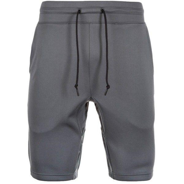 Nike FC Libero Shorts ($90) ❤ liked on Polyvore featuring shorts, nike shorts and nike