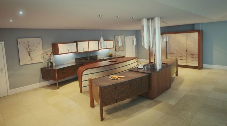 Innovative Kitchen Design Amazing Innovative Kitchen With Fascinating Countertop For Your True Decorating Inspiration