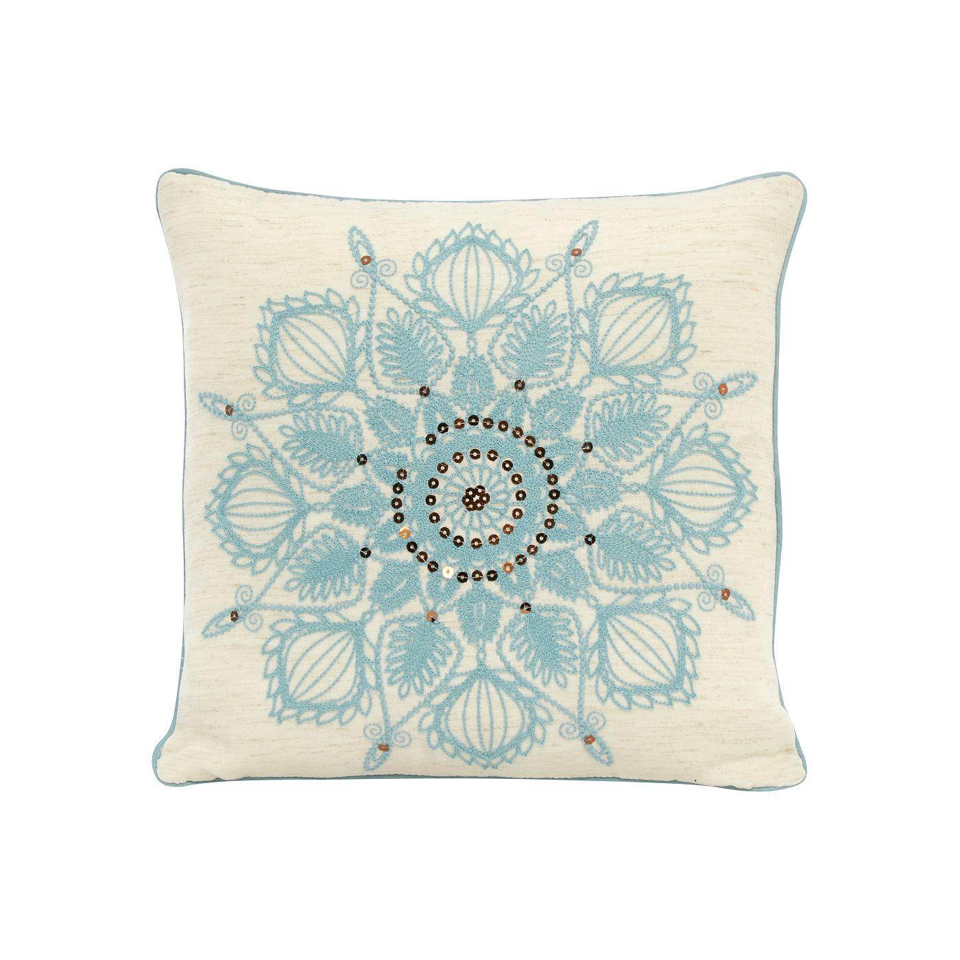 George Home Harmony Decorative Cushion | Cushions | ASDA direct ...