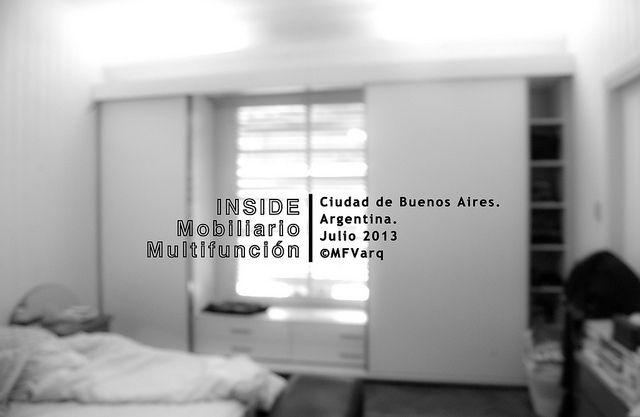INSIDE. Mobiliario Multifuncional. | Flickr: Intercambio de fotos www.mfvarq.com.ar I info@mfvarq.com.ar www.facebook.com/MFVarq