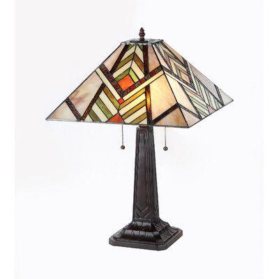Desk Lamps - Type: Desk, Style: Tiffany | Wayfair - Desk Lamps - Type: Desk, Style: Tiffany Wayfair Library Of