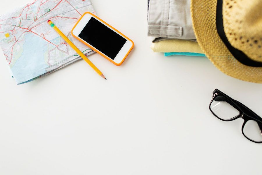 10 apps voor op reis