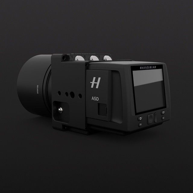 Introducing a new Hasselblad A5D aerial camera range