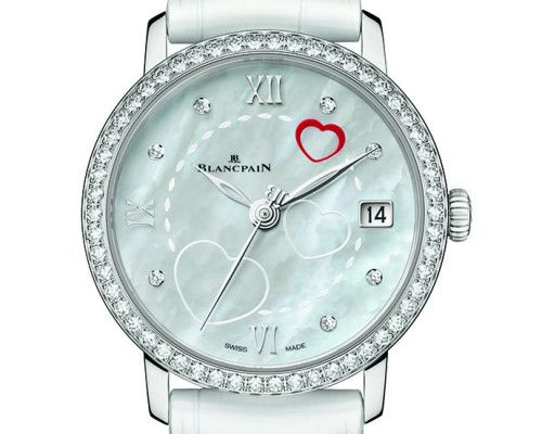 Blancpain's New Timepiece Launch for Valentine's Day 2014 - CapeLux.com