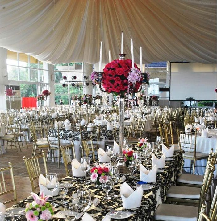 Wedding Reception At Veranda Midlands Design And Styling By