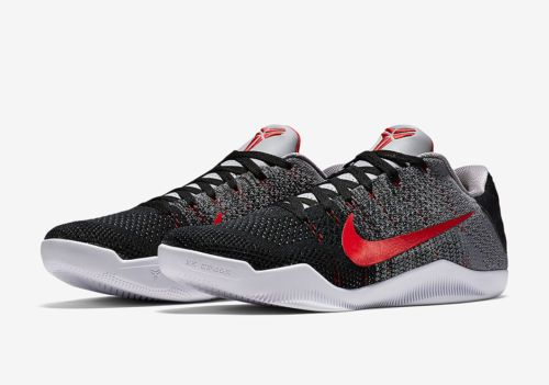 1e8439c7096 Nike-Kobe-XI-11-Elite-Low-Tinker-Hatfield-822675-060-Muse -Pack-Grey-Red-Black