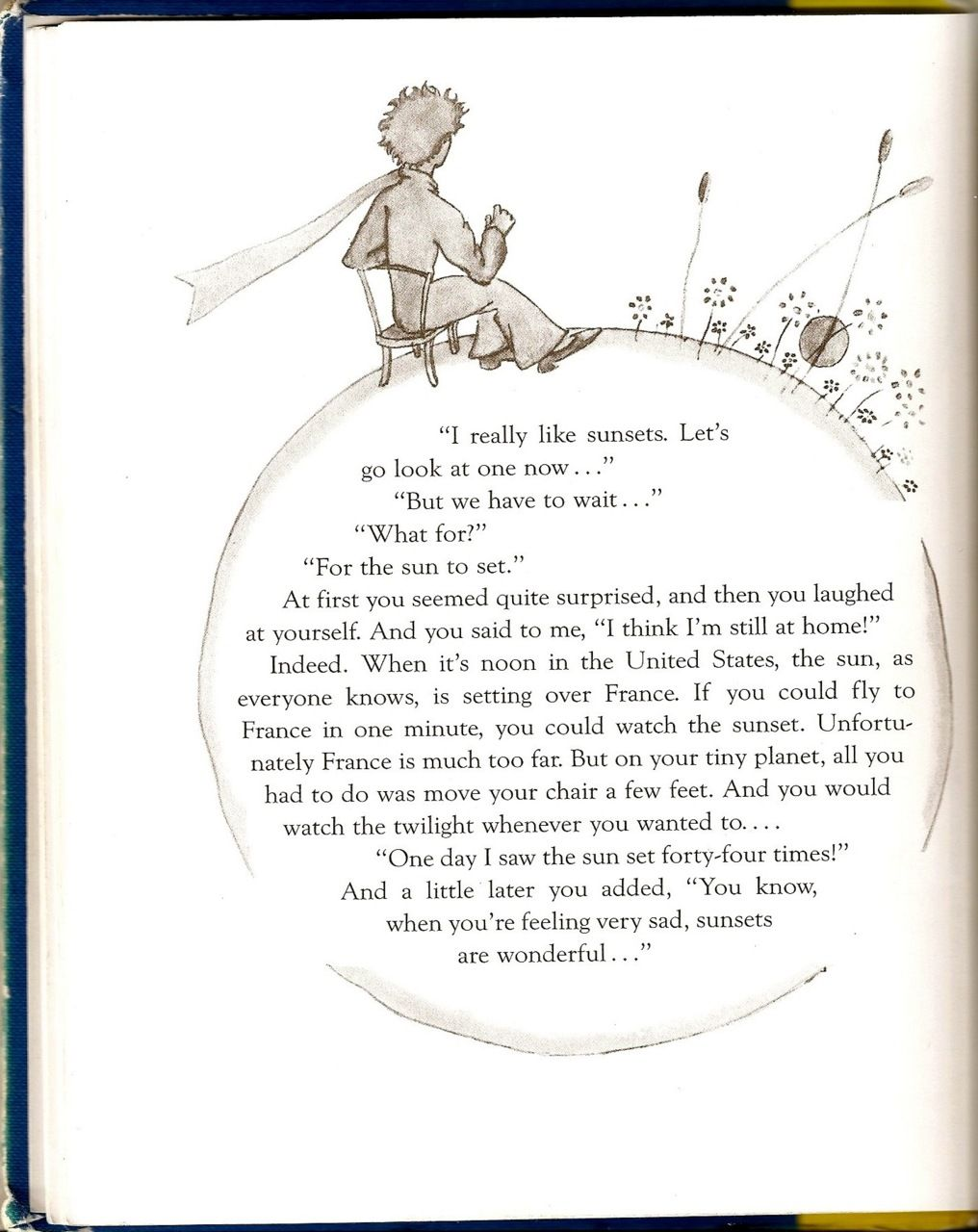 Items Similar To The Little Prince Quote Inspirational: The Little Prince- What To Do When Things Are Not Going